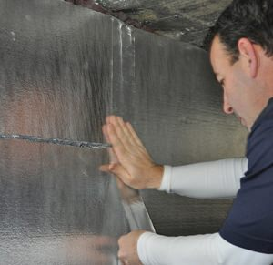 Rigid Foam Insulation from Dr. Energy Saver by Golden Rule Plumbing, Heating and Cooling